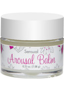 Oralove Sensual Arousal Balm Sweet Mint .25 Ounce Jar