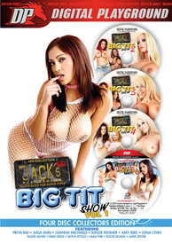 Jacks Big Tit Show (4 Disc Set)