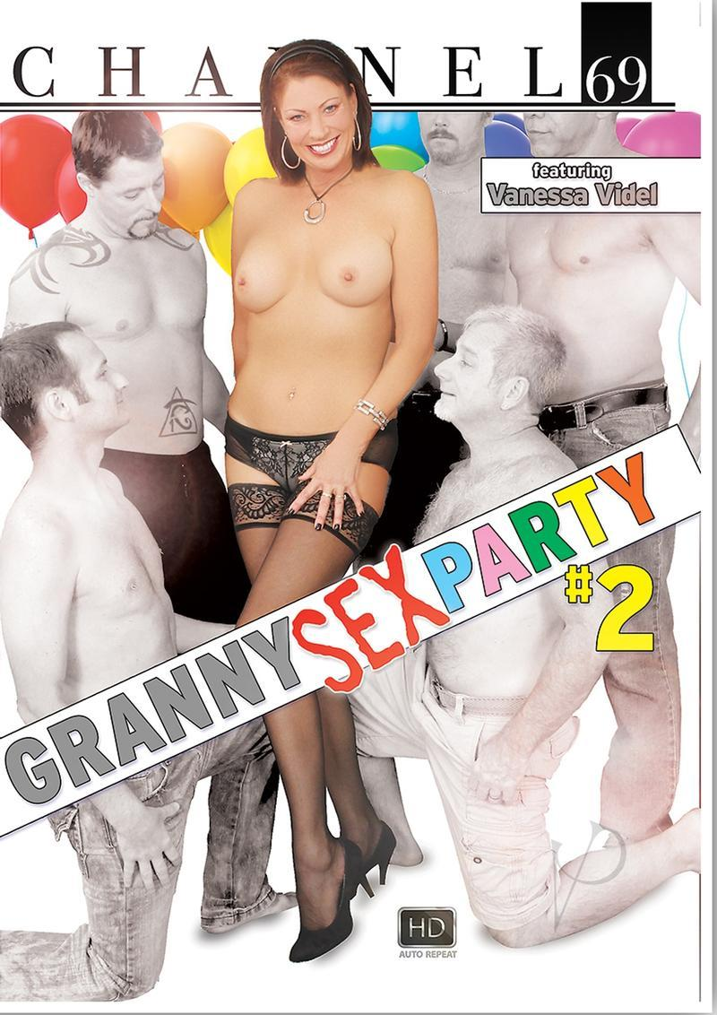 Grannys Sex Party 02