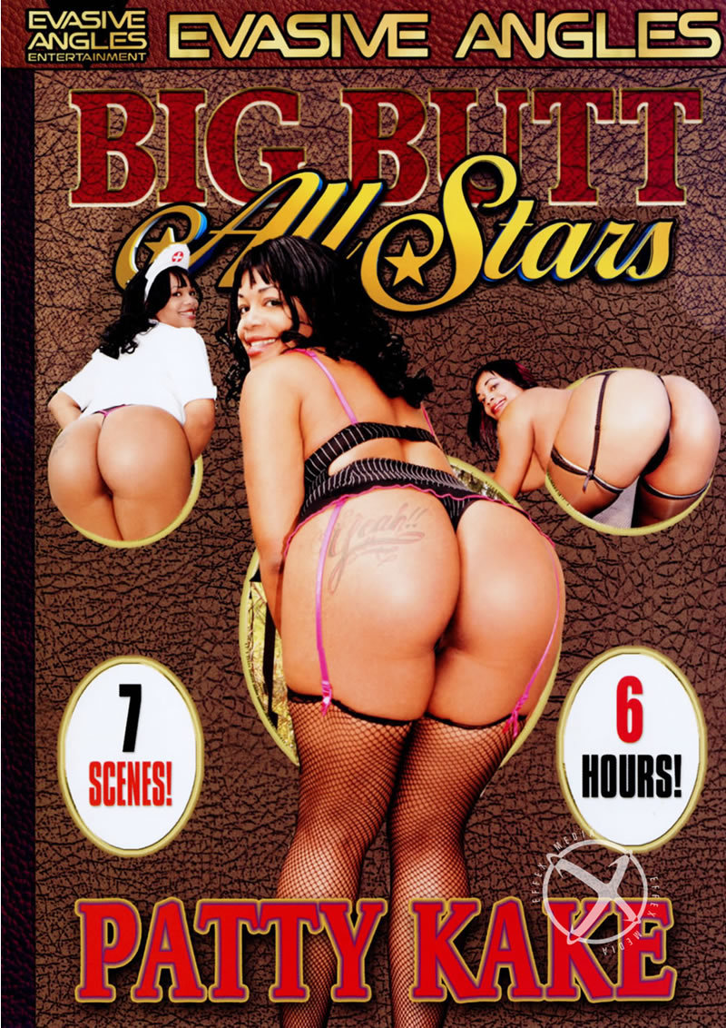 Big Butt All Stars Patty Kake