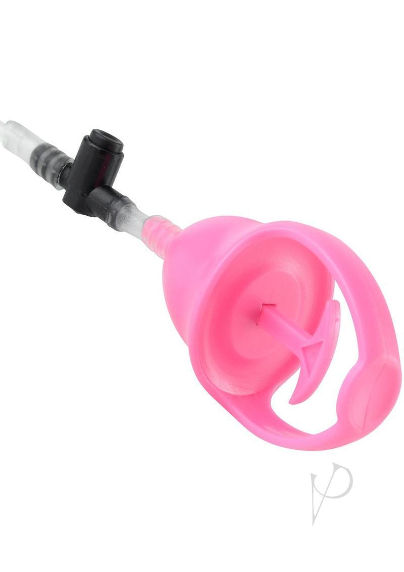 Fetish Fantasy Mini Pussy Pump Pink